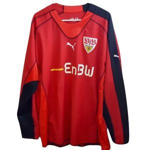 VfB Stuttgart Germany Football Soccer Jersey XXL